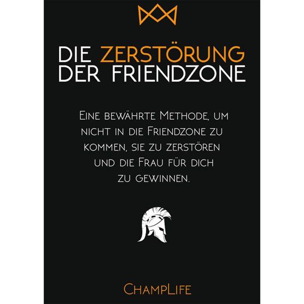 friendzone als frau verlassen